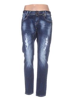 Veste en jean femme redial