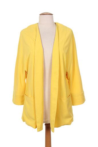 orfeo negro vestes femme de couleur jaune