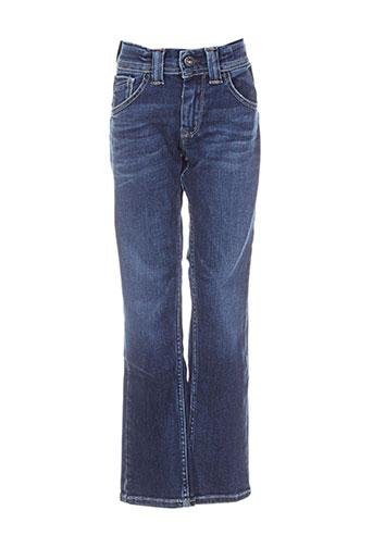 pepe jeans jeans garçon de couleur bleu