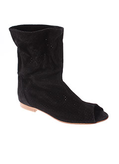 Sandales/Nu pieds noir GREAT BY SANDIE pour femme