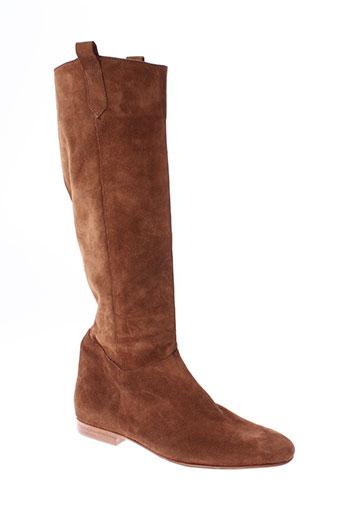 great by sandie chaussures femme de couleur marron