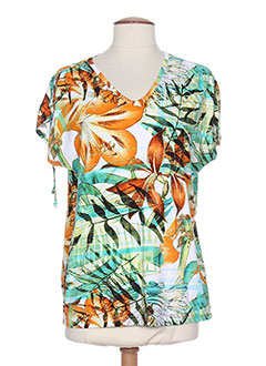 Produit-T-shirts / Tops-Femme-BRANDTEX