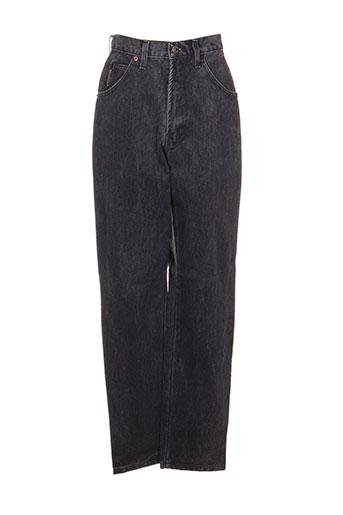 in wear pantalons femme de couleur gris