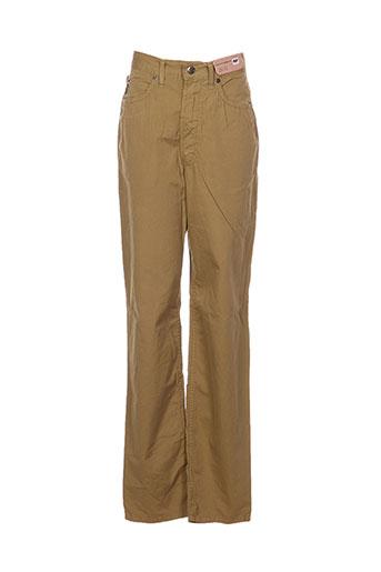 part two pantalons femme de couleur vert