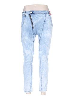 Produit-Pantalons-Femme-BLUE RAGS