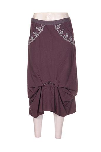 all beautiful jupes femme de couleur violet