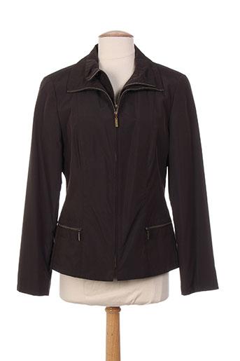 Veste casual marron CONCEPT K pour femme