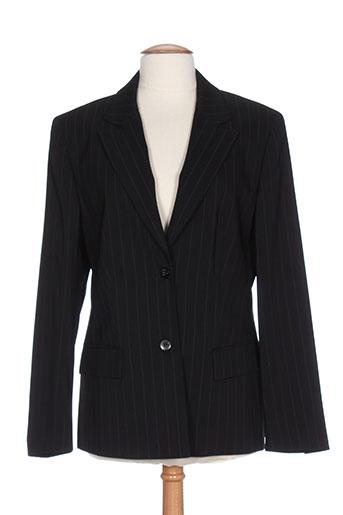 Veste casual noir CONCEPT K pour femme