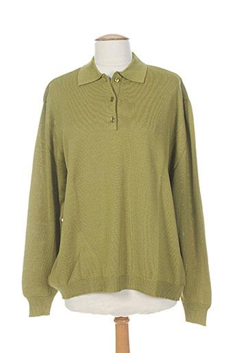 saint charles t-shirts femme de couleur vert