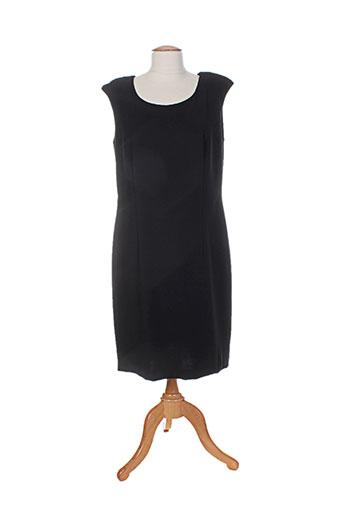 jean claire robes femme de couleur noir