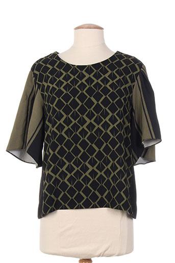 imperial chemises femme de couleur vert