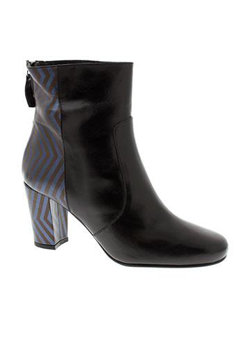 apologie chaussures femme de couleur noir