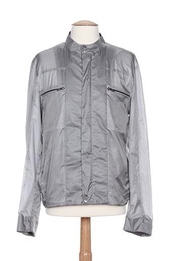 hugo boss manteaux homme de couleur gris