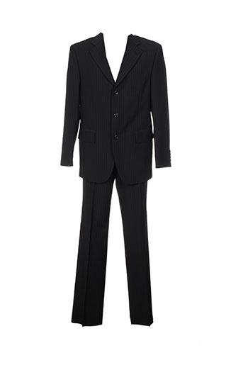 duca visconti costumes homme de couleur noir
