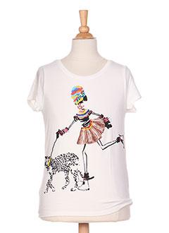 Produit-T-shirts-Fille-JEAN PAUL GAULTIER