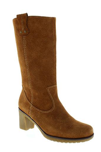 jenny ara chaussures femme de couleur marron