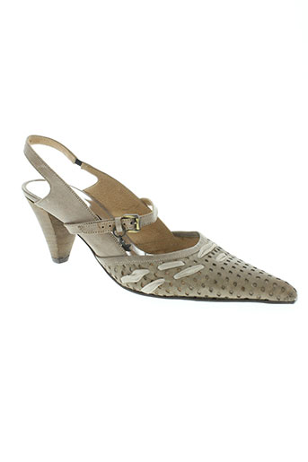 myma chaussures femme de couleur marron