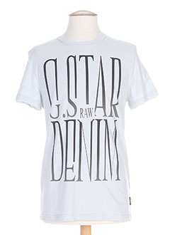 Produit-T-shirts / Tops-Homme-G STAR