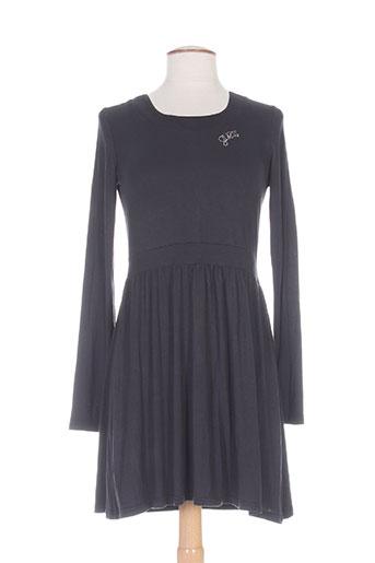 guess robes fille de couleur noir