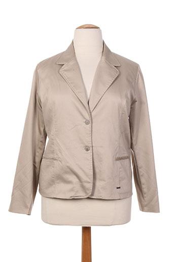 felino vestes femme de couleur beige