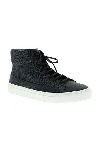 patrick chaussures homme de couleur bleu