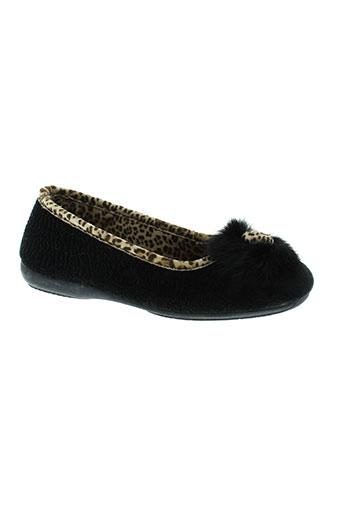 hermar chaussures femme de couleur noir