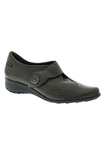 mephisto chaussures femme de couleur marron