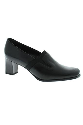 dorndorf chaussures femme de couleur noir