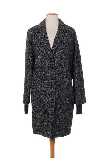 set manteaux femme de couleur gris