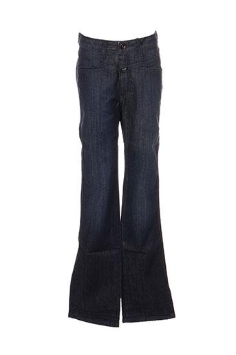 closed jeans femme de couleur bleu