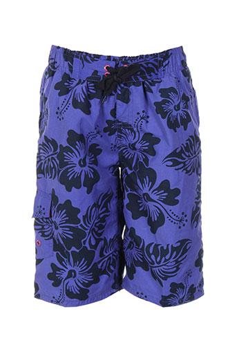 hawaiiam surfing maillots de bain garçon de couleur bleu