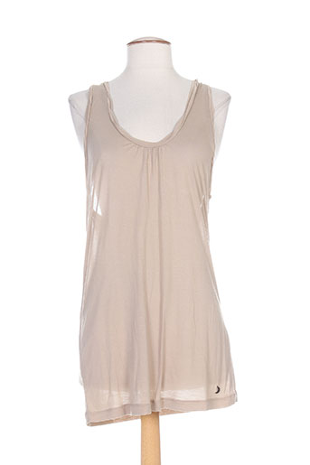 riviere chemises femme de couleur marron