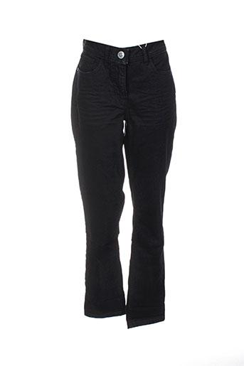 cecil jeans femme de couleur noir