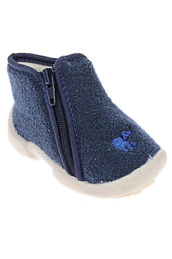 arthur chaussures garçon de couleur bleu
