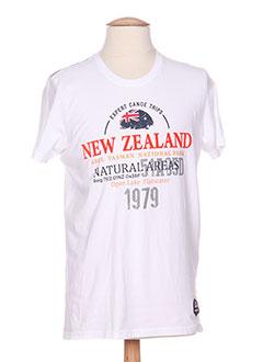 Produit-T-shirts / Tops-Homme-REDFIELD