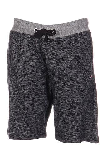 oaks valley shorts / bermudas homme de couleur noir