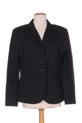mensi collezioni vestes femme de couleur noir