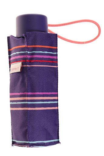 esprit accessoires femme de couleur violet