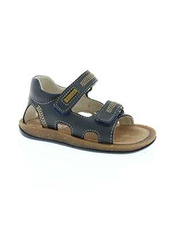 Chaussures à lacets Camper bleues Casual garçon tXBy4Rc