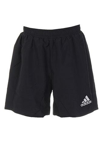 adidas shorts / bermudas enfant de couleur noir