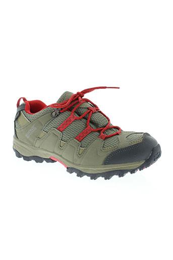 regatta chaussures enfant de couleur gris