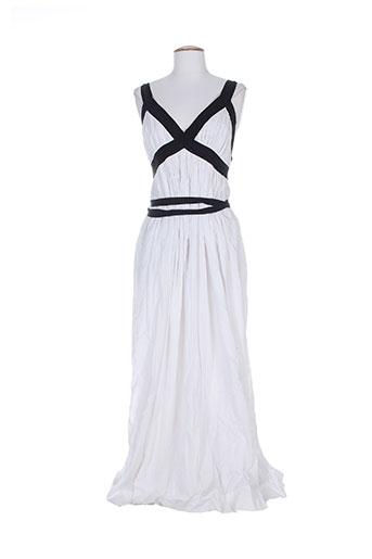 mare di latte robes femme de couleur blanc
