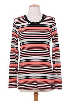 Produit-T-shirts / Tops-Femme-BENCH