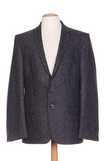 lanificio vestes homme de couleur gris