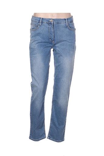 betty barclay jeans femme de couleur bleu