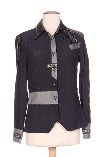 tilber chemises femme de couleur gris