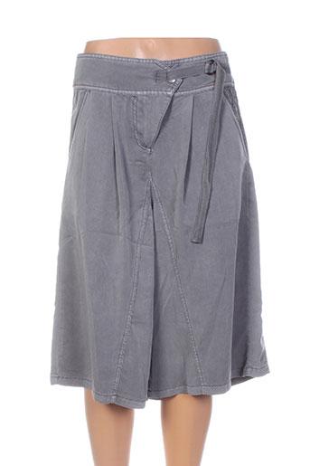 cream shorts / bermudas femme de couleur gris
