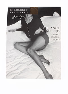Lingerie LE BOURGET Femme De Couleur Marron En Soldes Pas Cher - Modz 9615b7e0eb9