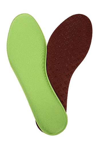 bama chaussures unisexe de couleur vert