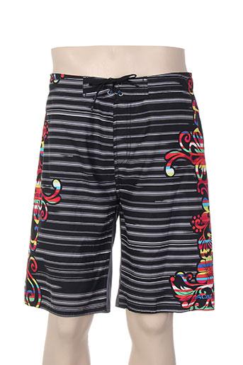 cbk shorts / bermudas homme de couleur noir